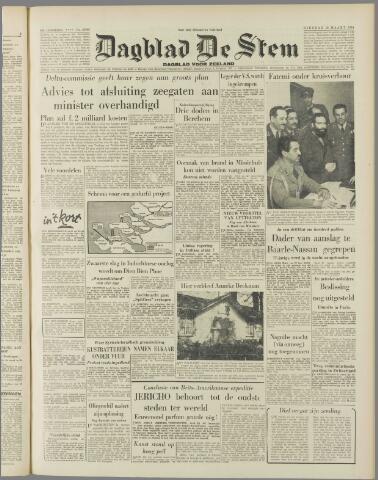 de Stem 1954-03-16