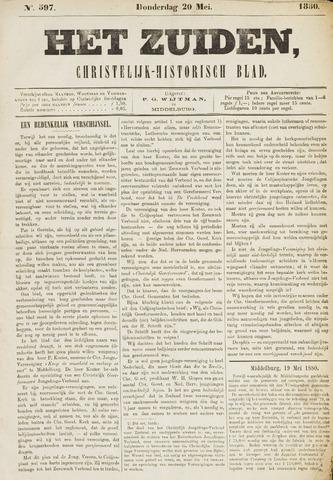 Het Zuiden, Christelijk-historisch blad 1880-05-20