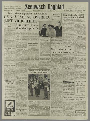 Zeeuwsch Dagblad 1958-10-24