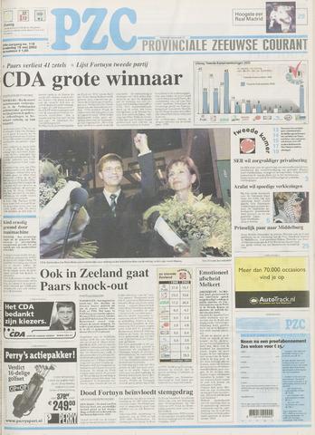 Provinciale Zeeuwse Courant 2002-05-16