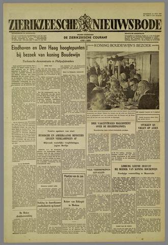 Zierikzeesche Nieuwsbode 1959-07-13