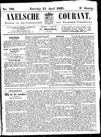 Axelsche Courant 1893-04-15