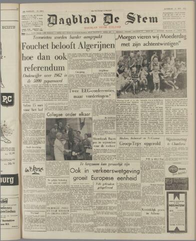 de Stem 1962-05-12