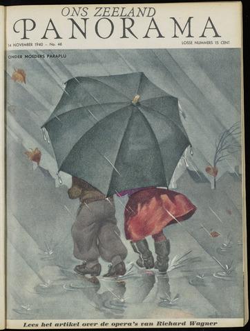 Ons Zeeland / Zeeuwsche editie 1940-11-14