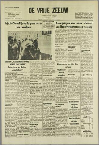 de Vrije Zeeuw 1968-07-29