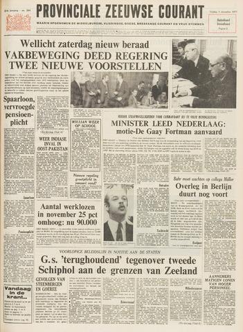 Provinciale Zeeuwse Courant 1971-12-03