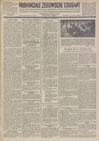 Provinciale Zeeuwse Courant 1941-10-29