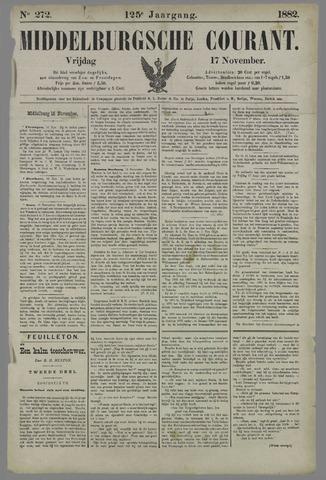 Middelburgsche Courant 1882-11-17