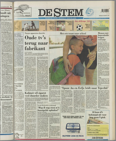 de Stem 1996-08-20