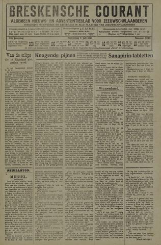 Breskensche Courant 1927-07-06