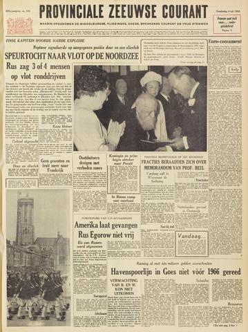 Provinciale Zeeuwse Courant 1963-07-04