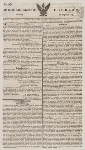 Middelburgsche Courant 1832-08-14