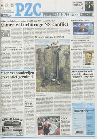 Provinciale Zeeuwse Courant 2001-03-27