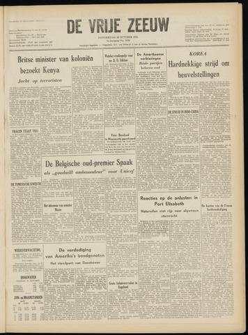 de Vrije Zeeuw 1952-10-30