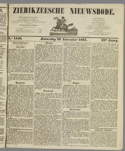 Zierikzeesche Nieuwsbode 1861-11-30