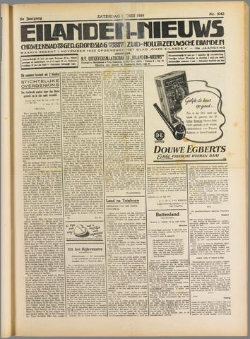 Eilanden-nieuws. Christelijk streekblad op gereformeerde grondslag 1939-05-20