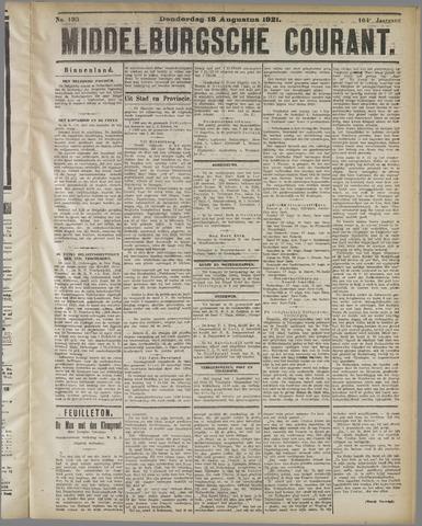 Middelburgsche Courant 1921-08-18