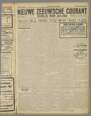 Nieuwe Zeeuwsche Courant 1921-06-28