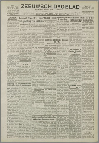 Zeeuwsch Dagblad 1949-05-10