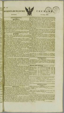 Middelburgsche Courant 1837-04-15