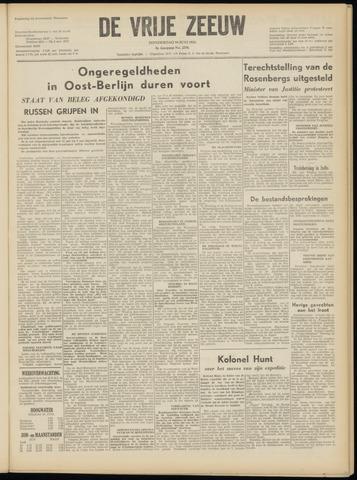 de Vrije Zeeuw 1953-06-18