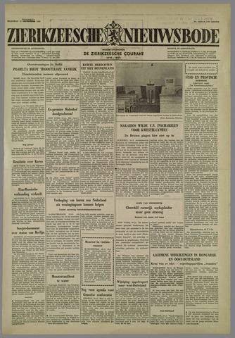 Zierikzeesche Nieuwsbode 1958-11-17