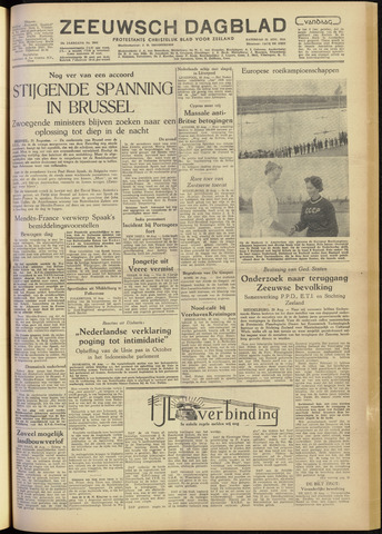 Zeeuwsch Dagblad 1954-08-21
