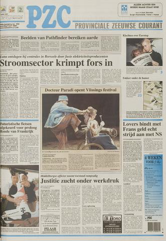 Provinciale Zeeuwse Courant 1997-07-05
