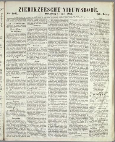 Zierikzeesche Nieuwsbode 1881-05-17