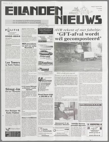 Eilanden-nieuws. Christelijk streekblad op gereformeerde grondslag 2004-08-27