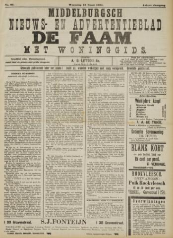 de Faam en de Faam/de Vlissinger 1904-03-30