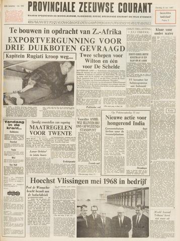 Provinciale Zeeuwse Courant 1967-05-06