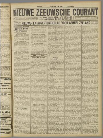 Nieuwe Zeeuwsche Courant 1926-04-17