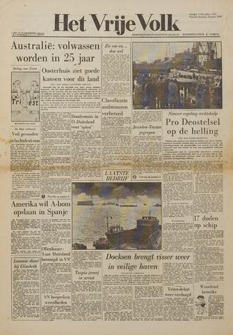 Watersnood documentatie 1953 - kranten 1953-11-03