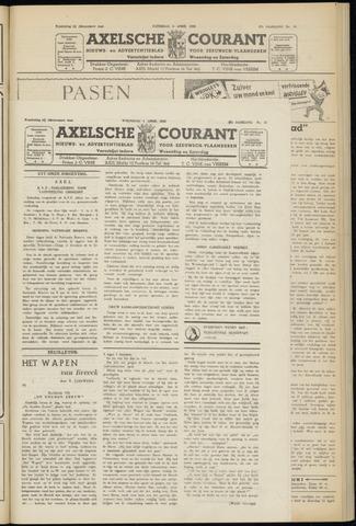 Axelsche Courant 1953-04-01