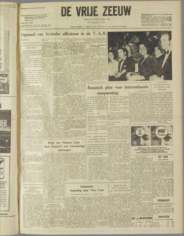 de Vrije Zeeuw 1961-09-29