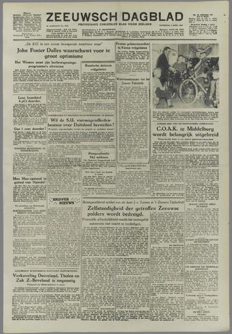 Zeeuwsch Dagblad 1953-04-04