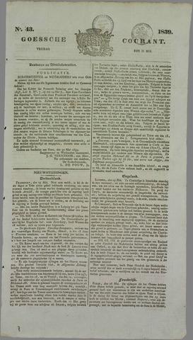 Goessche Courant 1839-05-31