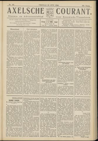 Axelsche Courant 1940-06-28
