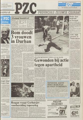 Provinciale Zeeuwse Courant 1986-06-16