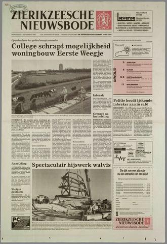 Zierikzeesche Nieuwsbode 1996-09-05