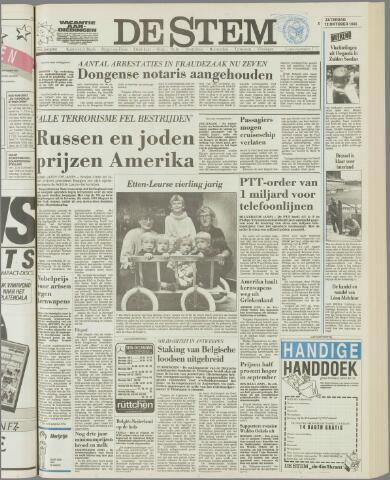 de Stem 1985-10-12