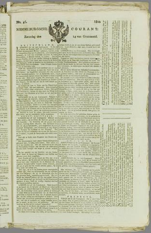 Middelburgsche Courant 1810-04-14