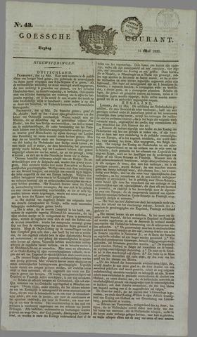 Goessche Courant 1833-05-31