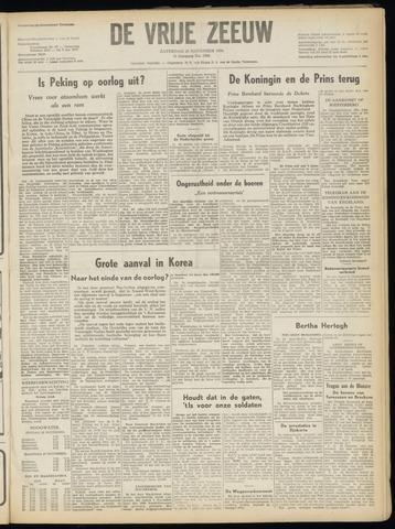 de Vrije Zeeuw 1950-11-25