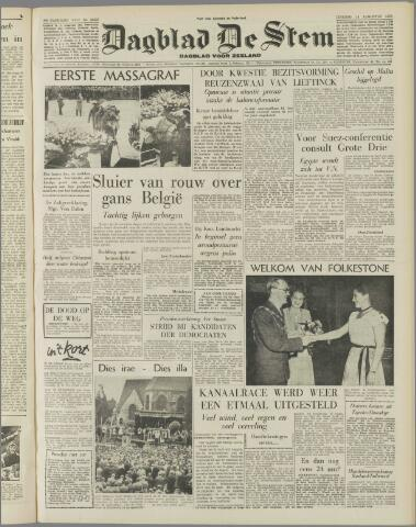 de Stem 1956-08-14