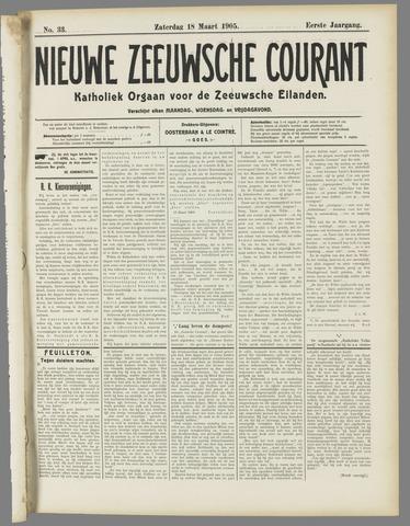 Nieuwe Zeeuwsche Courant 1905-03-18