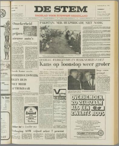 de Stem 1970-11-26