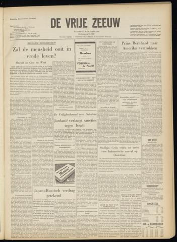 de Vrije Zeeuw 1956-10-20