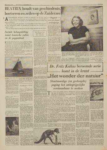 Watersnood documentatie 1953 - kranten 1953-12-24